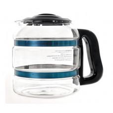 Üvegkancsó desztillálóhoz, 4 liter