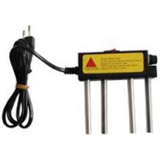 Kicsapató - elektrolízer